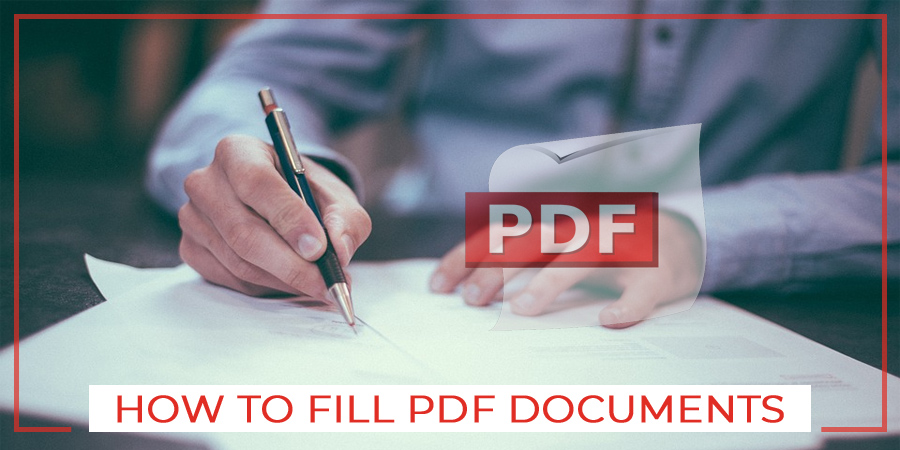 how to fill pdf documents